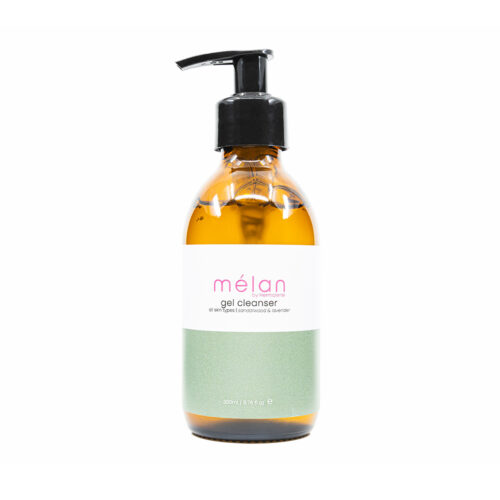 Gel Cleanser Melan Natural Skincare Best Cape Town South Africa