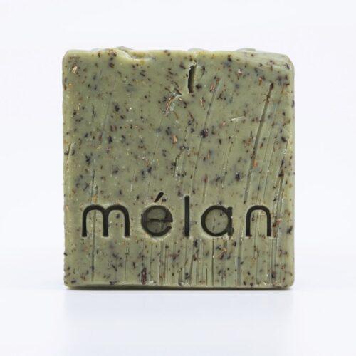 nettle horsetail soap bar melan skincare spearmint