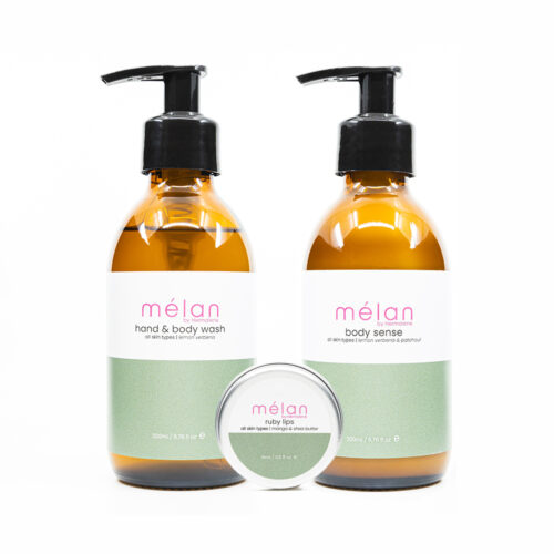 hand & body nourishing kit natural skincare south africa cape town