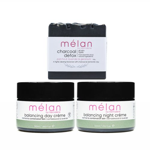 men balancing kit natural skincare plant based south africa cape town